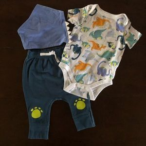 Cat & Jack Dinosaur Outfit